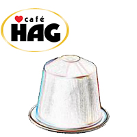 Capsule Hag compatibili Nespresso