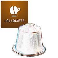 Capsule Lollo Caffè compatibili Nespresso