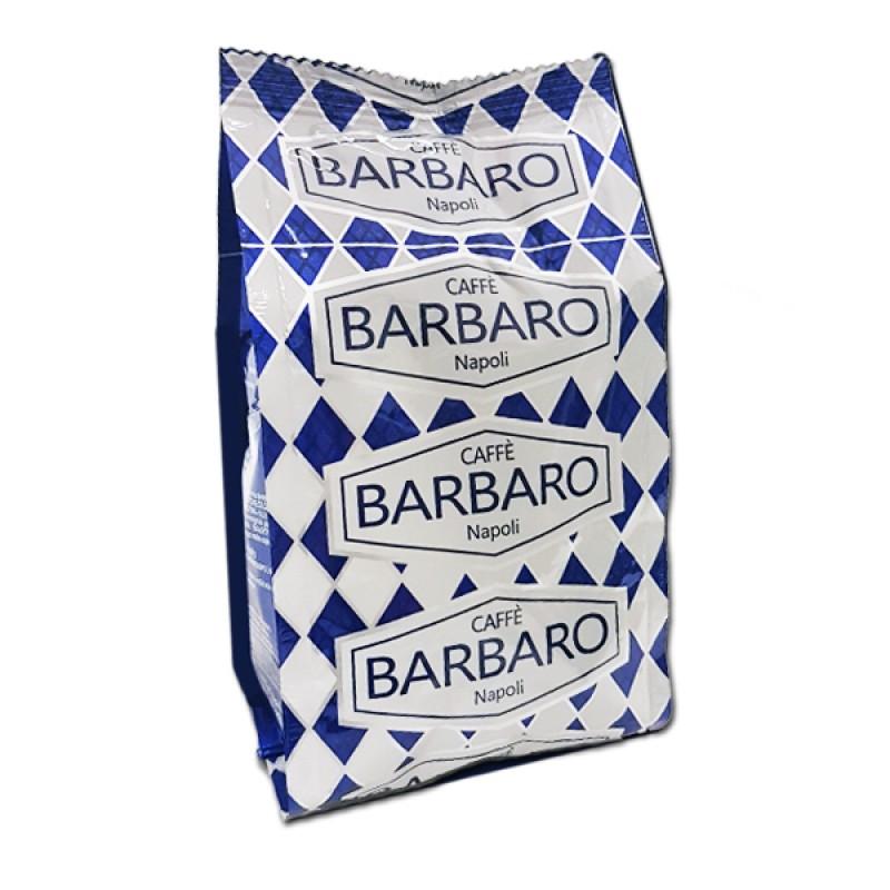 10 capsule Barbaro Delicato con Arabica compatibile Caffitaly
