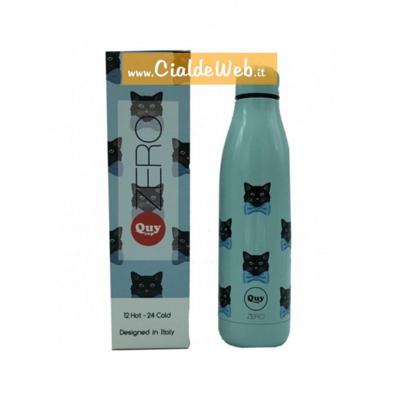 Bottiglia borraccia termica 500 ml QuyCup - PIPPO