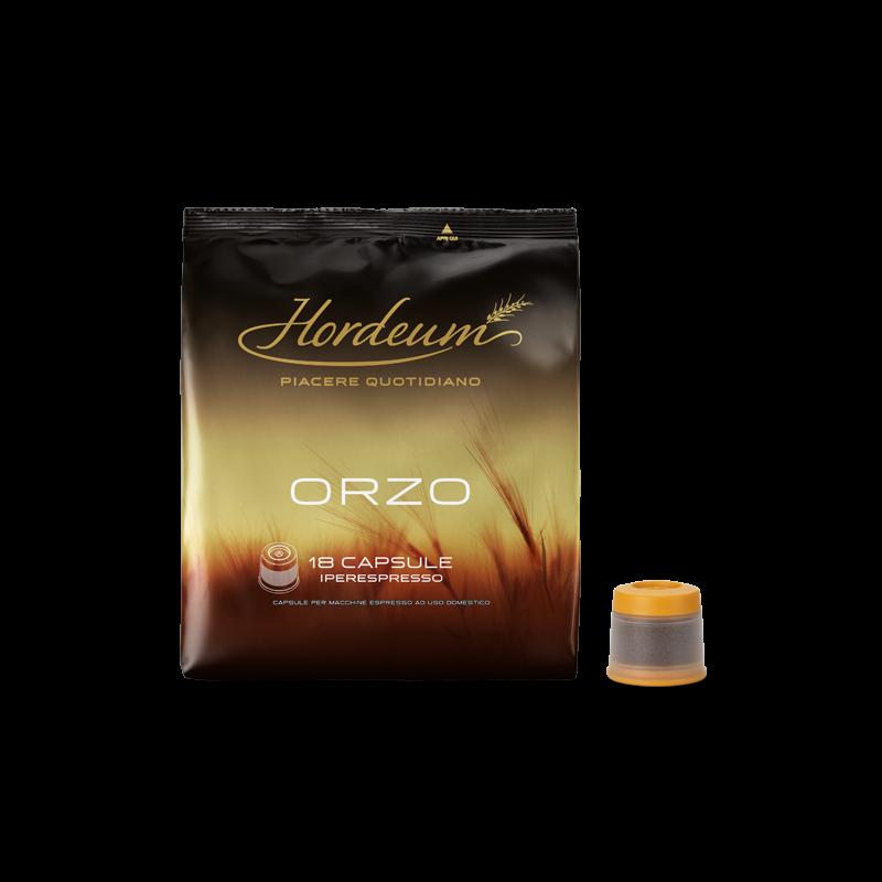 18 capsule ORZO Illy Hordeum Iperespresso