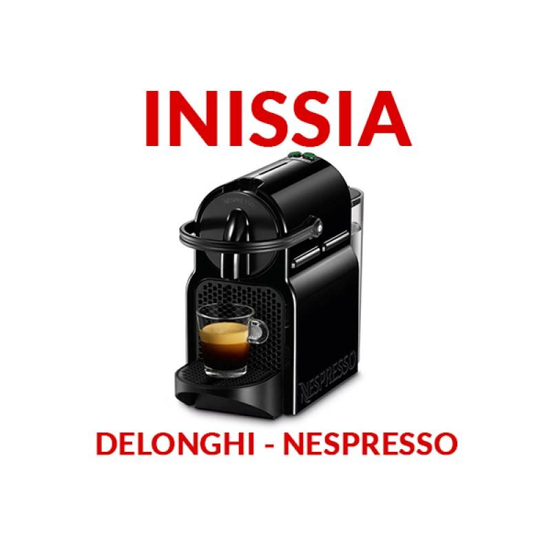 MACCHINA NESPRESSO INISSIA BLACK DE LONGHI