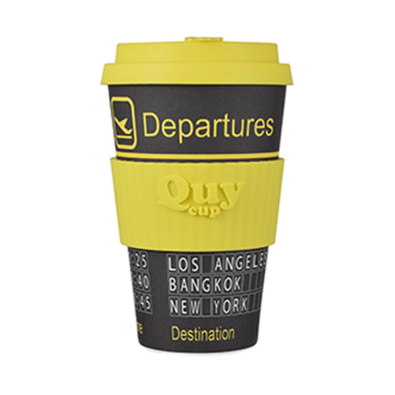 Tazza Mug in Bambu - DEPARTURES