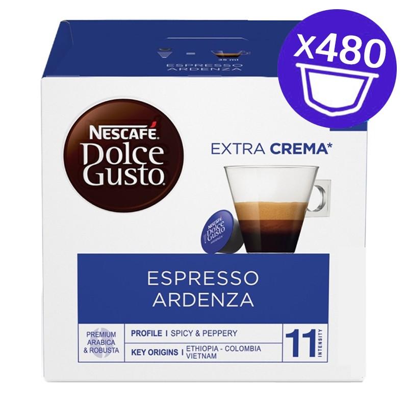 480 capsule Nescafe Dolce Gusto RISTRETTO ARDENZA