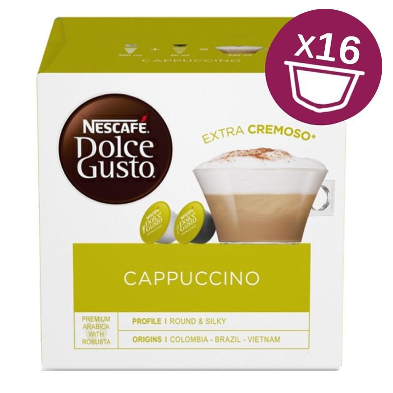 16 capsule Nescafe Dolce Gusto CAPPUCCINO