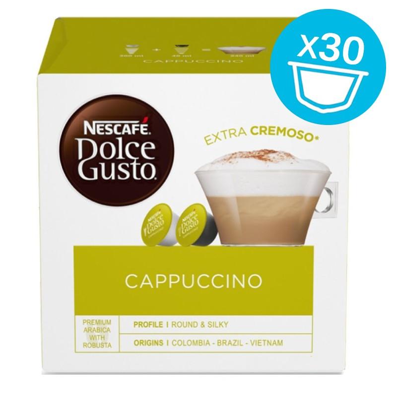 30 capsule Nescafe Dolce Gusto Cappuccino Magnum