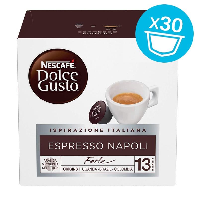 30 capsule Nescafe Dolce Gusto ESPRESSO NAPOLI Magnum