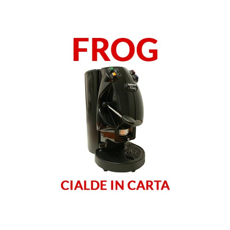 Macchina Frog per cialde ESE 44mm - Colore Nero