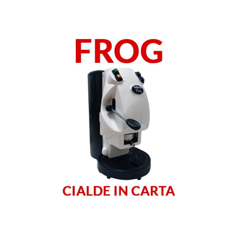 Macchina Frog per cialde ESE 44mm - Colore Bianco