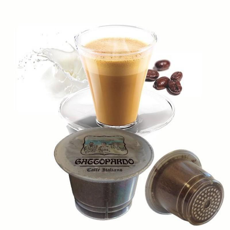 Gattopardo Cortado compatibili Nespresso 10 cialde