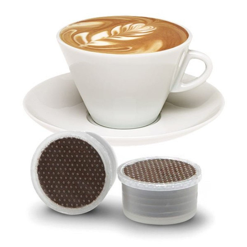 50 cialde Cappuccino Toda Gattopardo compatibile Espresso Point