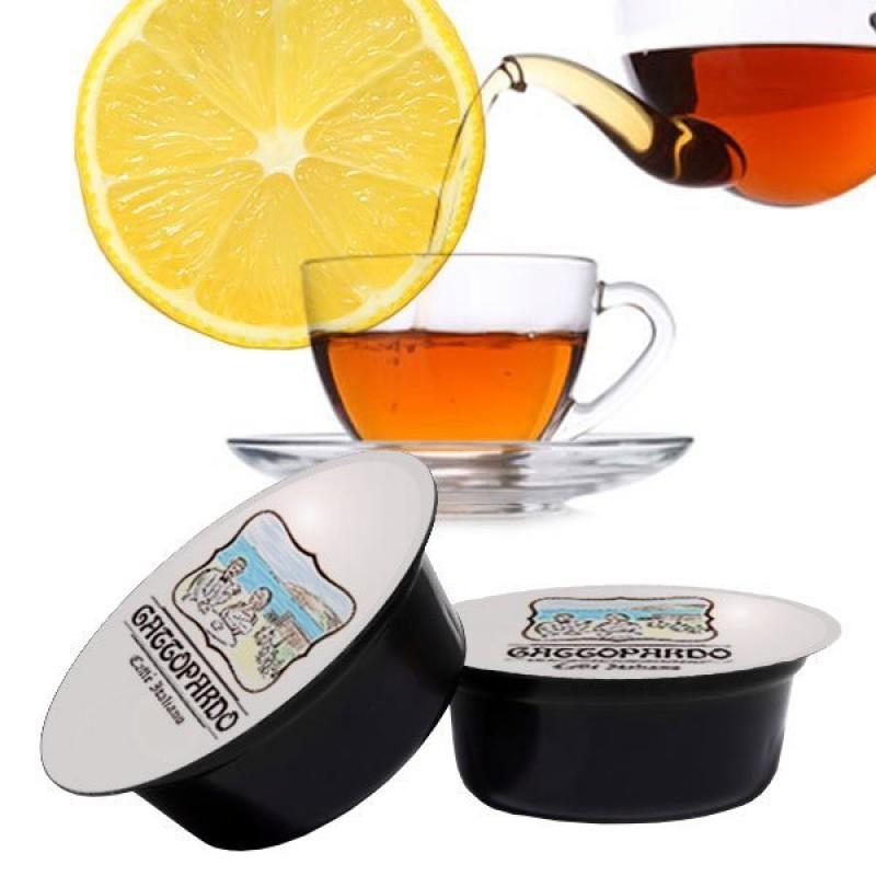 16 capsule Il mio Gattopardo The al limone compatibile A Modo Mio