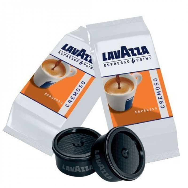 100 capsule LavAzza Espresso Point CREMOSO