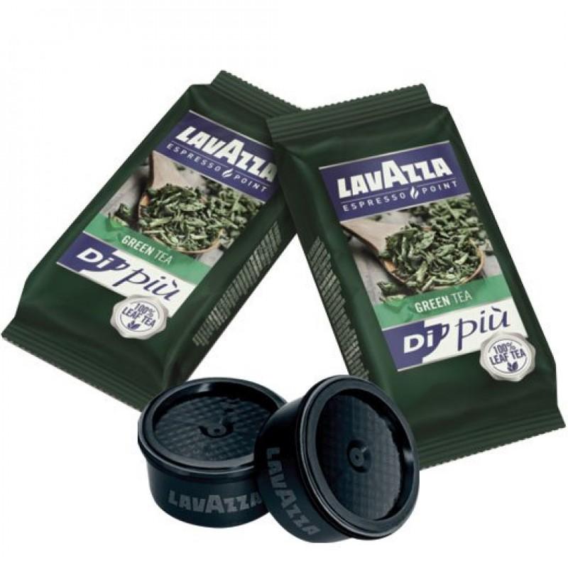 50 capsule LavAzza Espresso Point GREEN TEA
