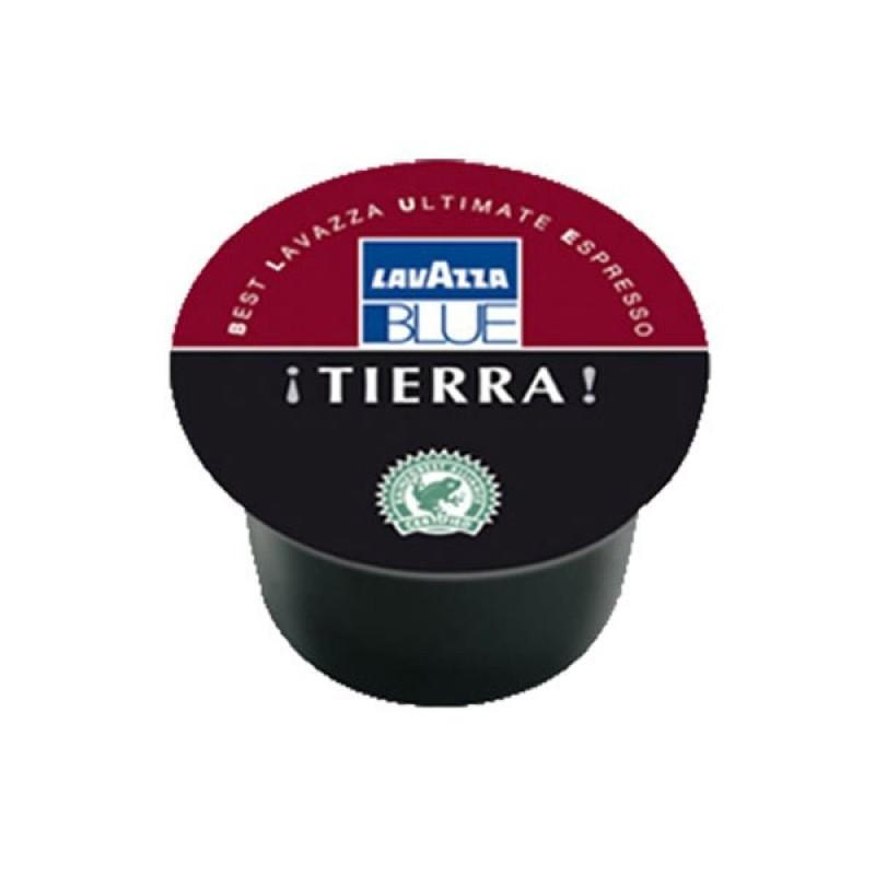 100 capsule LavAzza Blue TIERRA