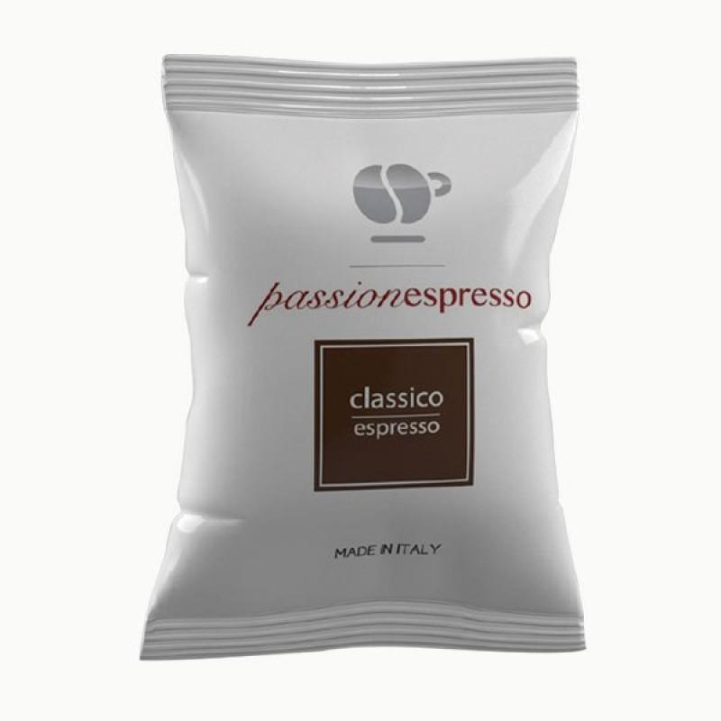 100 capsule Lollo PassioNespresso Caffè MISCELA CLASSICO -COMPATIBILE NESPRESSO-