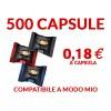 500 Capsule compatibili A Modo Mio Borbone 90 euro