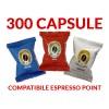 300 cialde Caffè del Maniscalco compatibili Lavazza Espresso Point