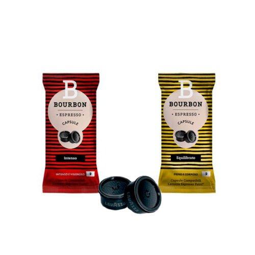 1000 capsule Lavazza Bourbon Espresso Point Intenso e Equilibrato
