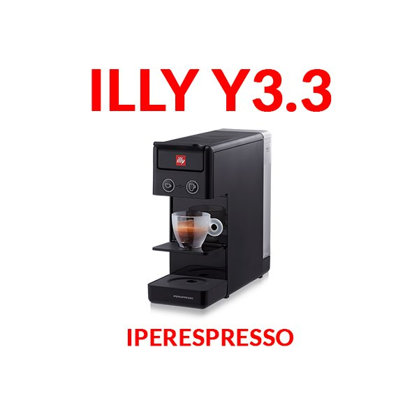 illy iperespresso y3.3 nera