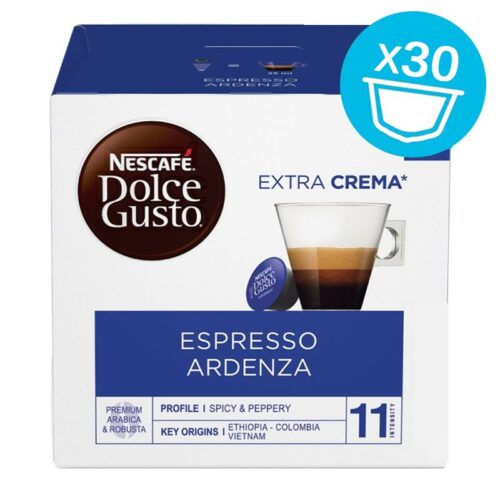 30 capsule Nescafe Dolce Gusto RISTRETTO Ardenza Magnum