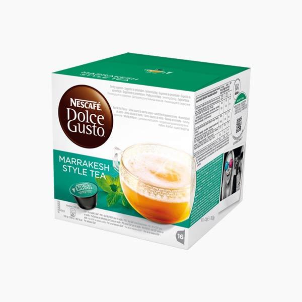 16 capsule Nescafe Dolce Gusto  MARRAKESH STYLE TEA