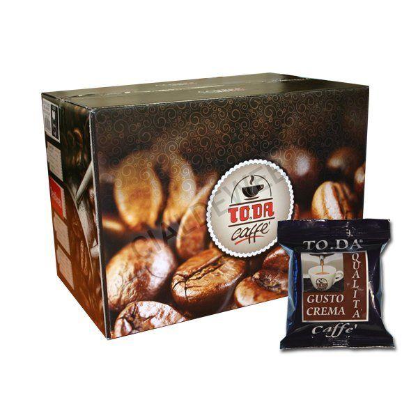 100 capsule caffè Toda Gattopardo Gusto Crema Espresso Point