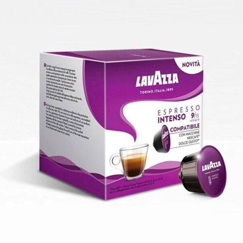 16 capsule Lavazza Espresso Intenso Compatibile Dolce Gusto