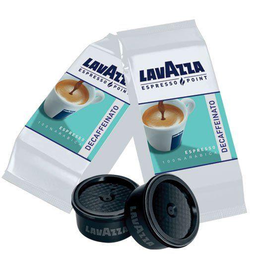 50 cialde caffe' Lavazza decaffeinato Espresso Point