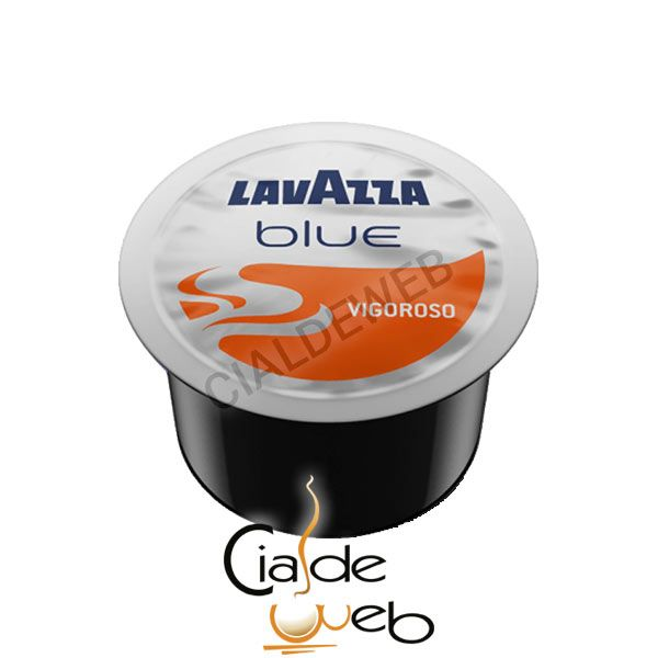 100 cialde caffè Lavazza Blue VIGOROSO