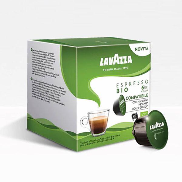 16 capsule Lavazza Espresso Bio Compatibile Dolce Gusto