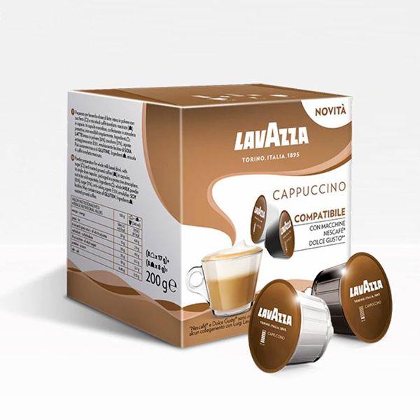16 capsule Lavazza Cappuccino Compatibile Dolce Gusto