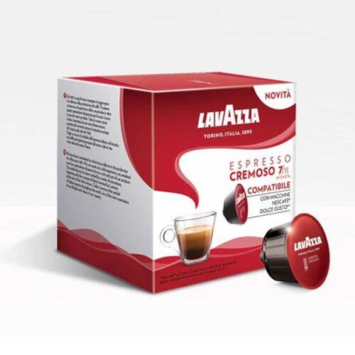 16 capsule Lavazza Espresso Cremoso Compatibile Dolce Gusto
