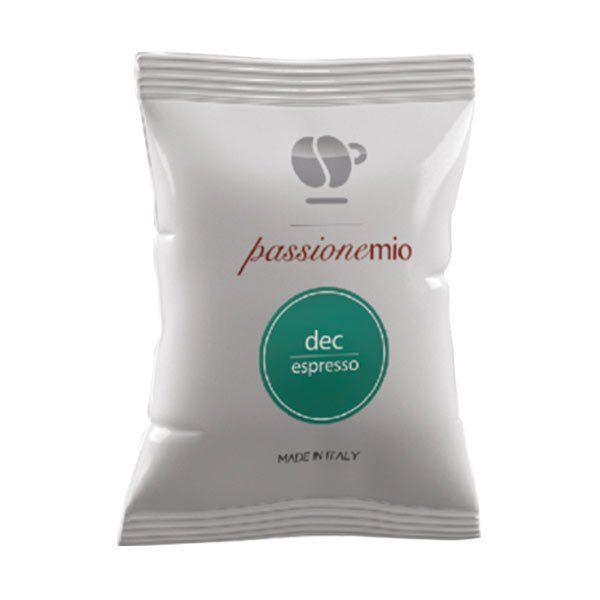 100 capsule Lollo caffè MISCELA DEC -COMPATIBILE A MODO MIO-