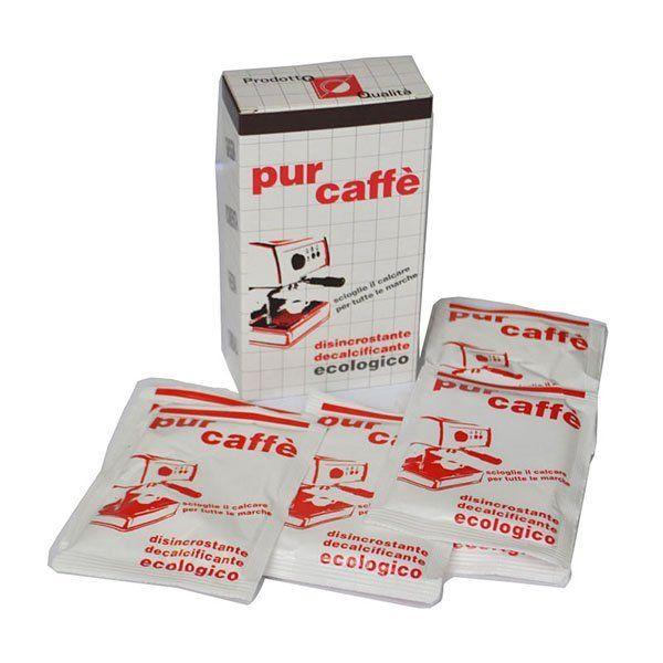 Pur Caffè decalcificante ecologico 6 bustine