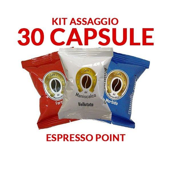 Caffè del Maniscalco Kit Assaggio espresso point