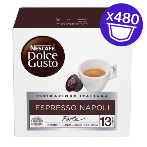 480 capsule Nescafe Dolce Gusto ESPRESSO NAPOLI