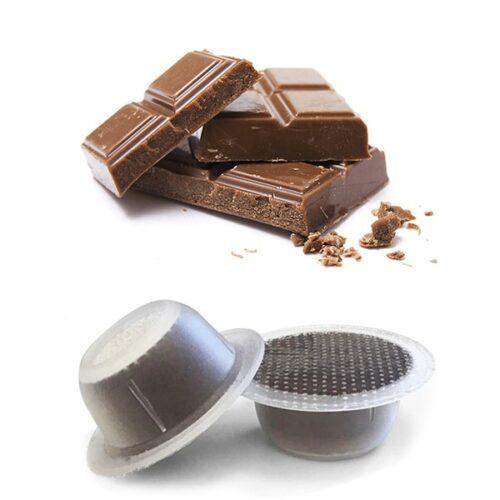 capsule POP CAFFE' Babilon CIOCCOLATO compatibili BIALETTI
