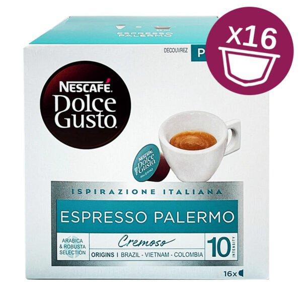 Dolce Gusto espresso Palermo 16 CAPSULE