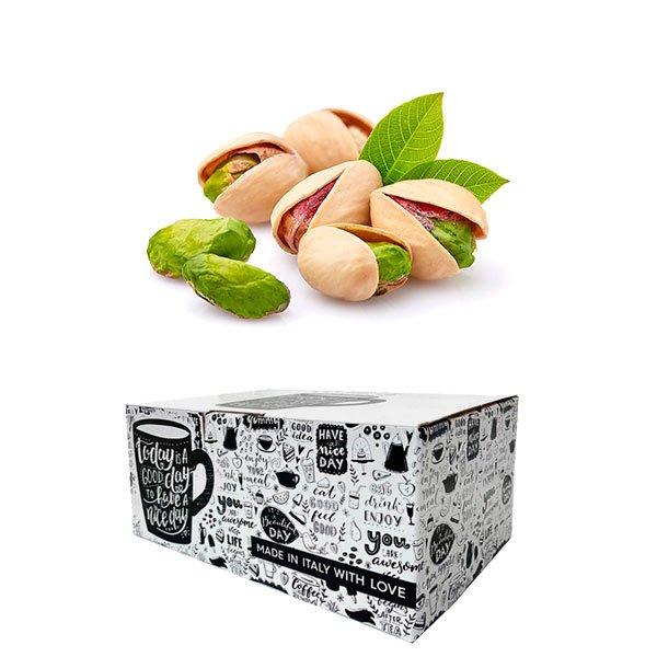 Box 10 capsule Gimoka gusto Pistacchio compatibili Nespresso