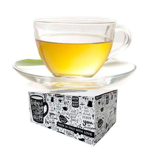 Box 10 capsule Tisana Dicegtiva Gimoka compatibili Nespresso