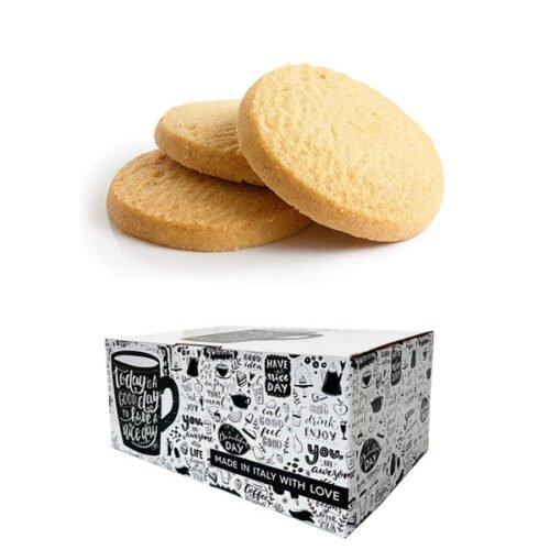 Box 16 capsule Gimoka gusto Biscotto compatibili Dolce Gusto