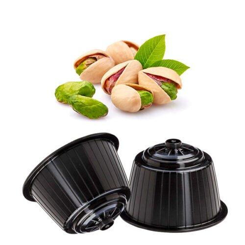 16 capsule Gimoka gusto Pistacchio compatibili Dolce Gusto